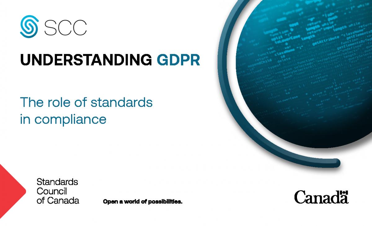 Understanding GDPR report cover