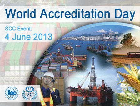 World Accreditation Day 2013