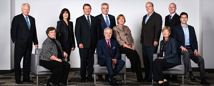 SCC's Governing Council and CEO