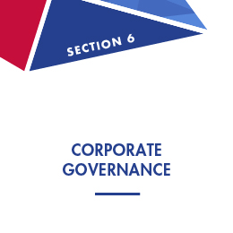 Section 6: Corporate Governance