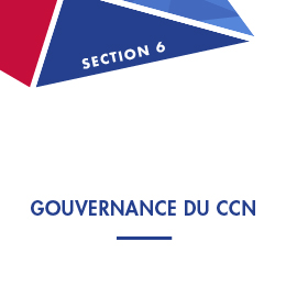 Section 6: Gouvernance du CCN