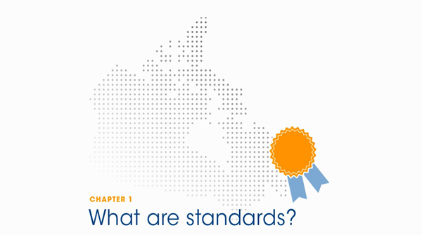 Chapter 1 - What are standards?