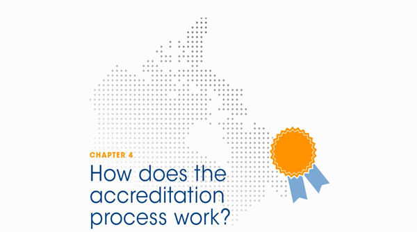 Chapter 4 - How does the accreditation process work?