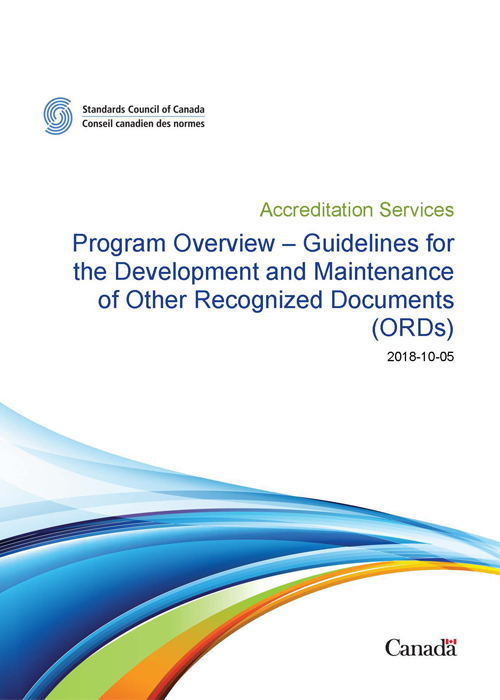 Program Overview Cover Page