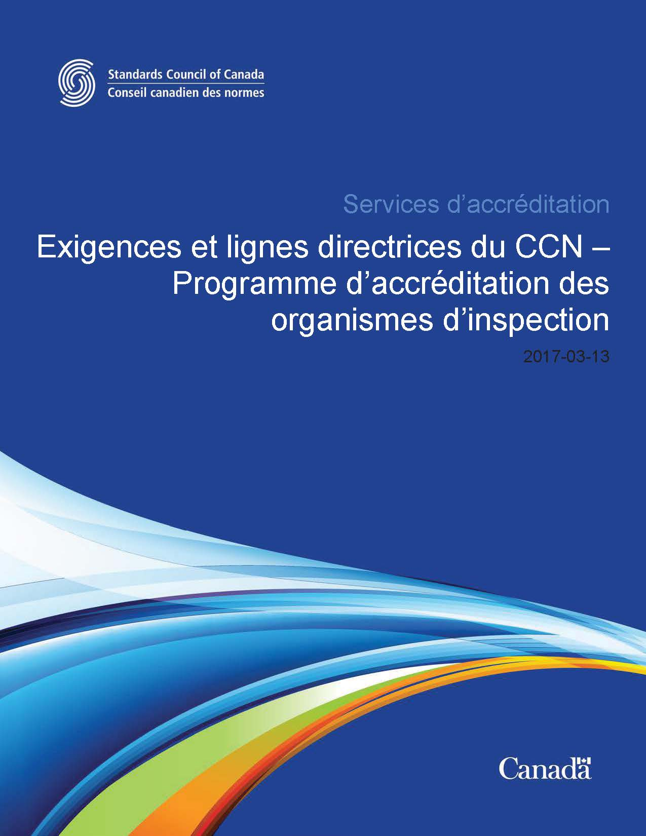 exigences organismes d'inspection
