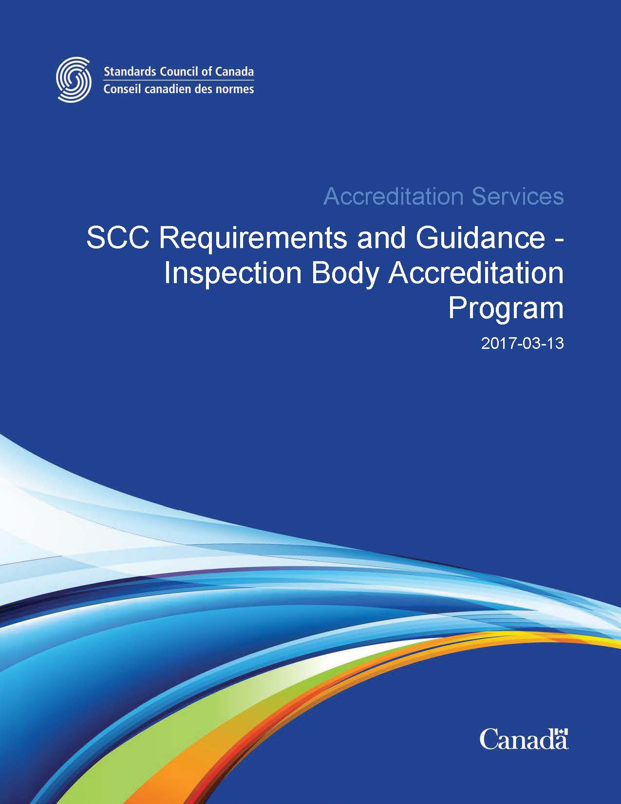 requirements inspection bodies