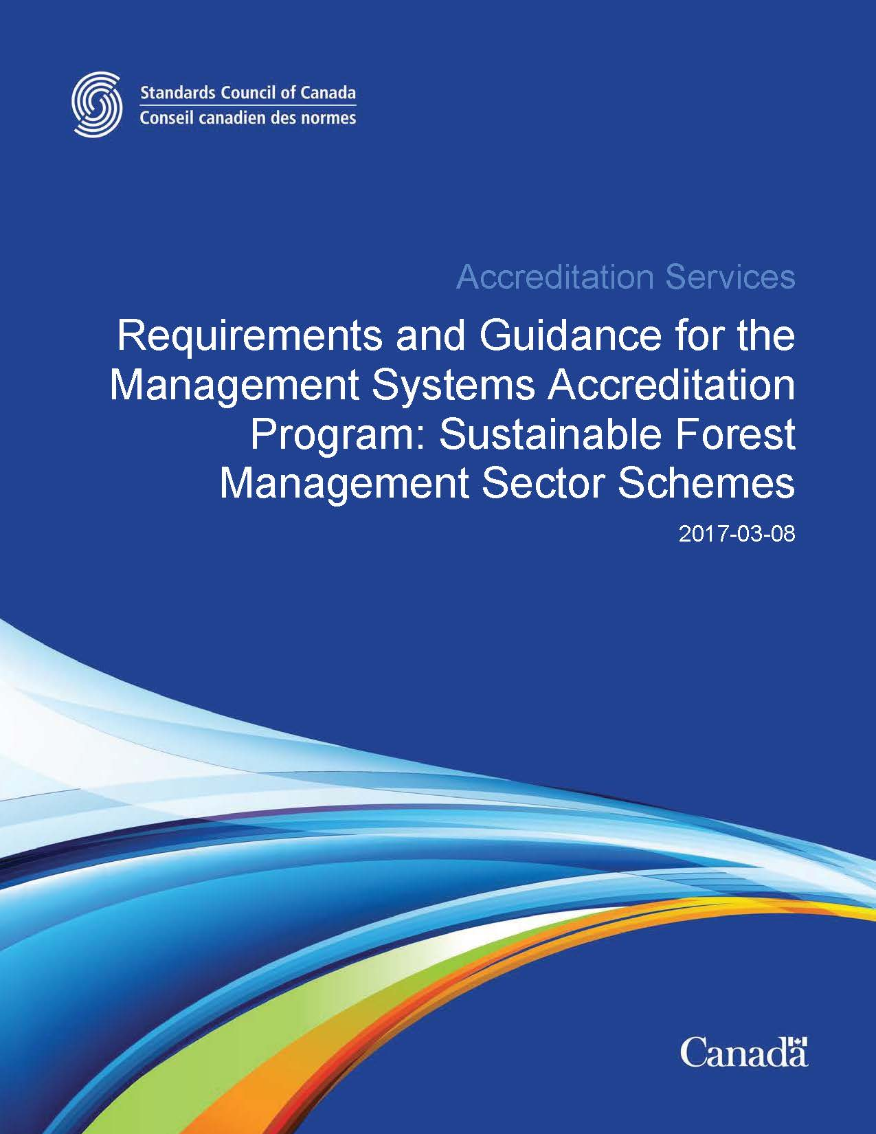 requirements forestry
