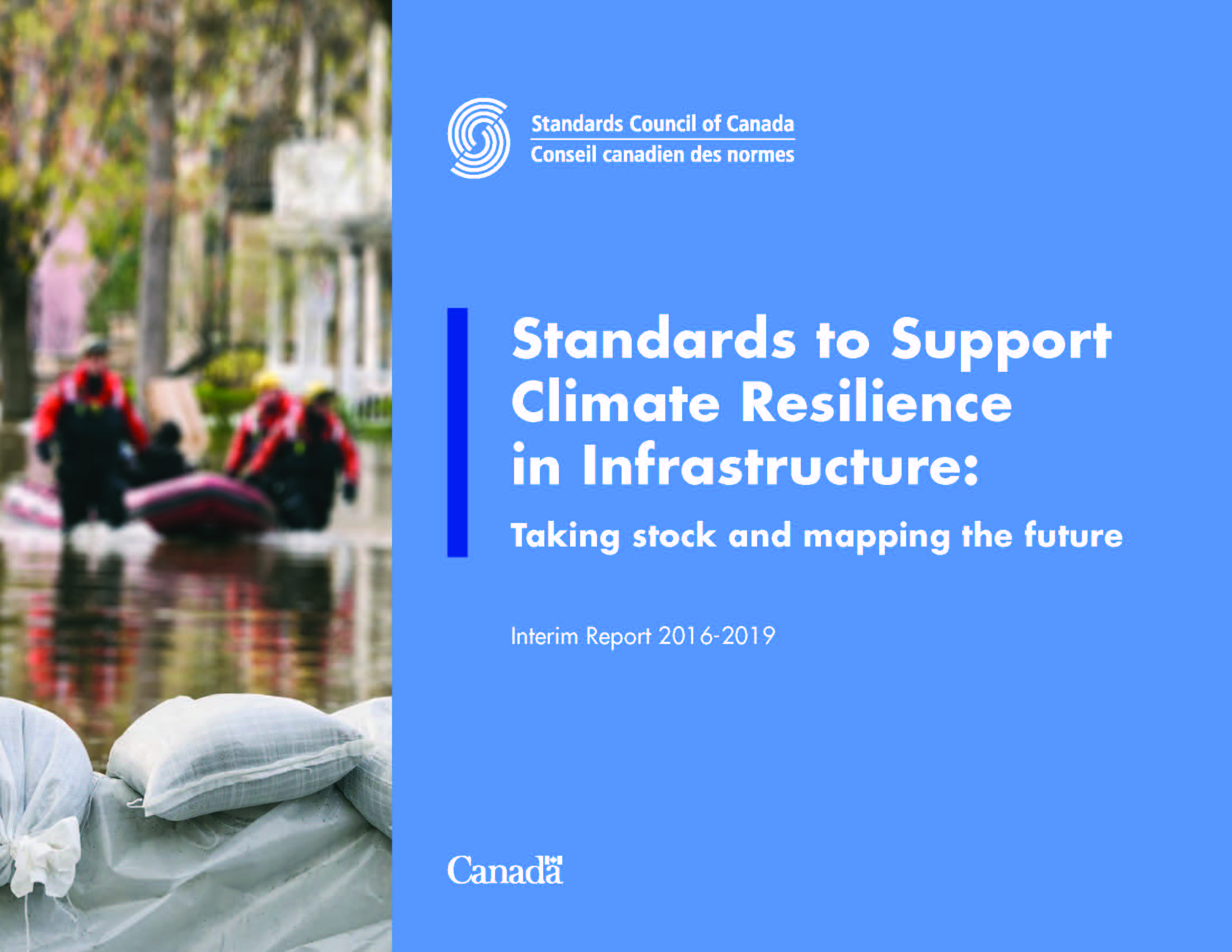 Standards to Support Climate Resilience in Infrastructure: Taking stock and mapping the future