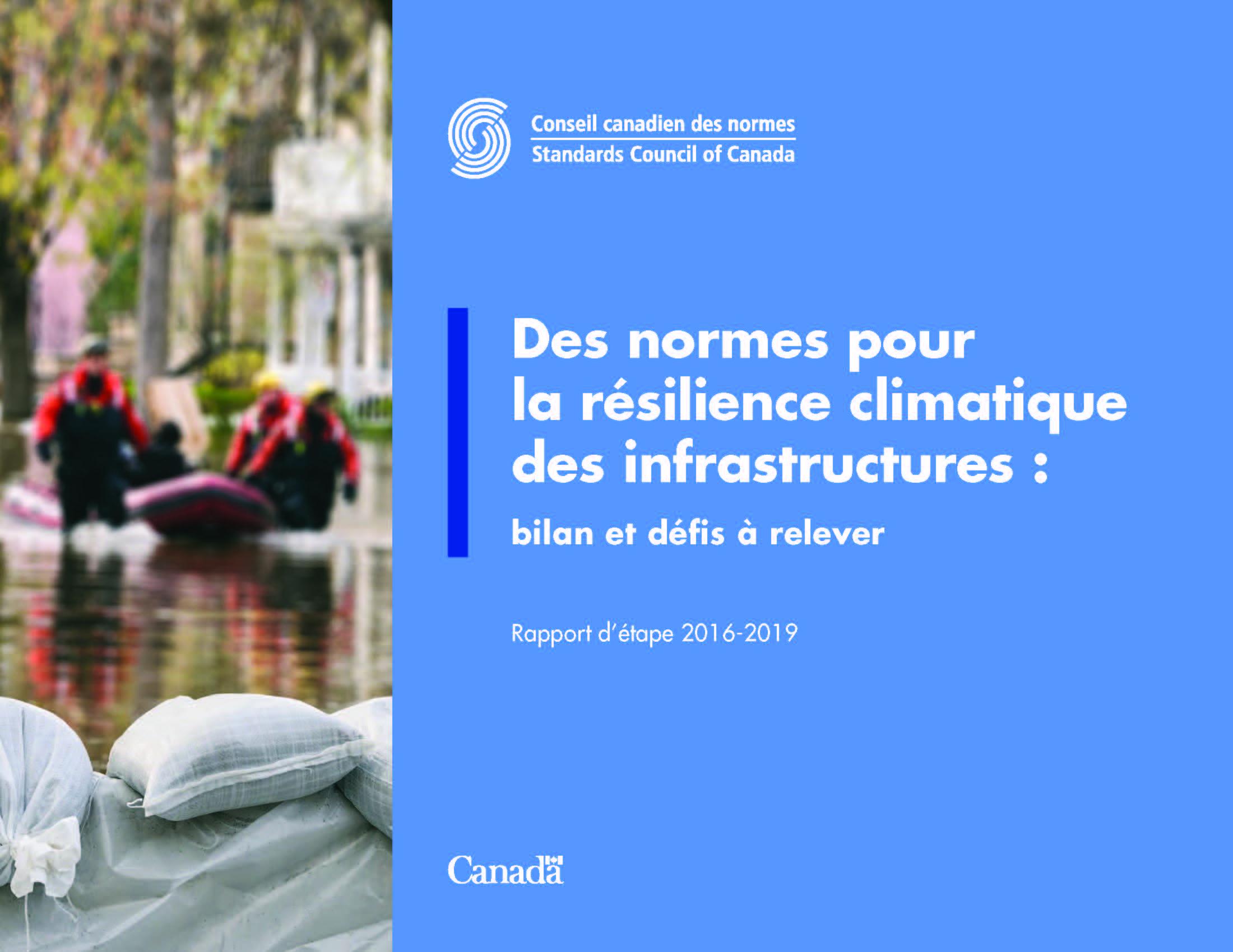 Des normes pour la résilience climatique des infrastructures : bilan et défis à relever