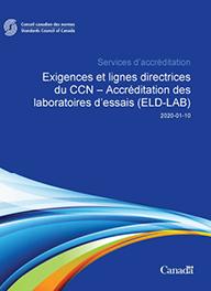 Accréditation des laboratoires d'essais
