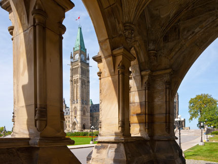 Strengthening Canada's Standardization Network - Parliament building