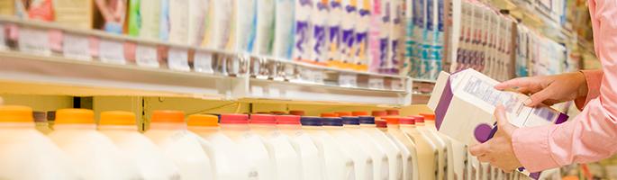 Milk safety