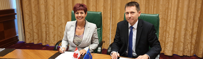 Cooperation agreement with the European co-operation for Accreditation
