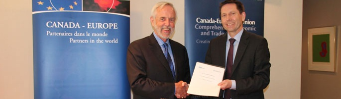 SCC and the European co-operation for Accreditation sign agreement
